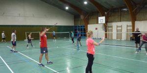 Badminton lundi